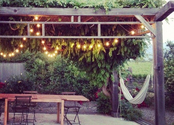 1001+ Idées | Éclairage Terrasse, Patios Extérieurs Et dedans Idées Terrasses Extérieures