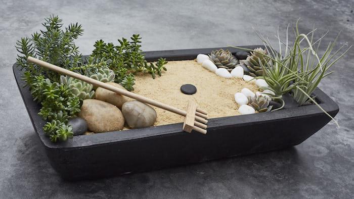 1001 + Idées | Jardin Japonais Miniature – Un Concentré Du dedans Modele Jardin Japonais