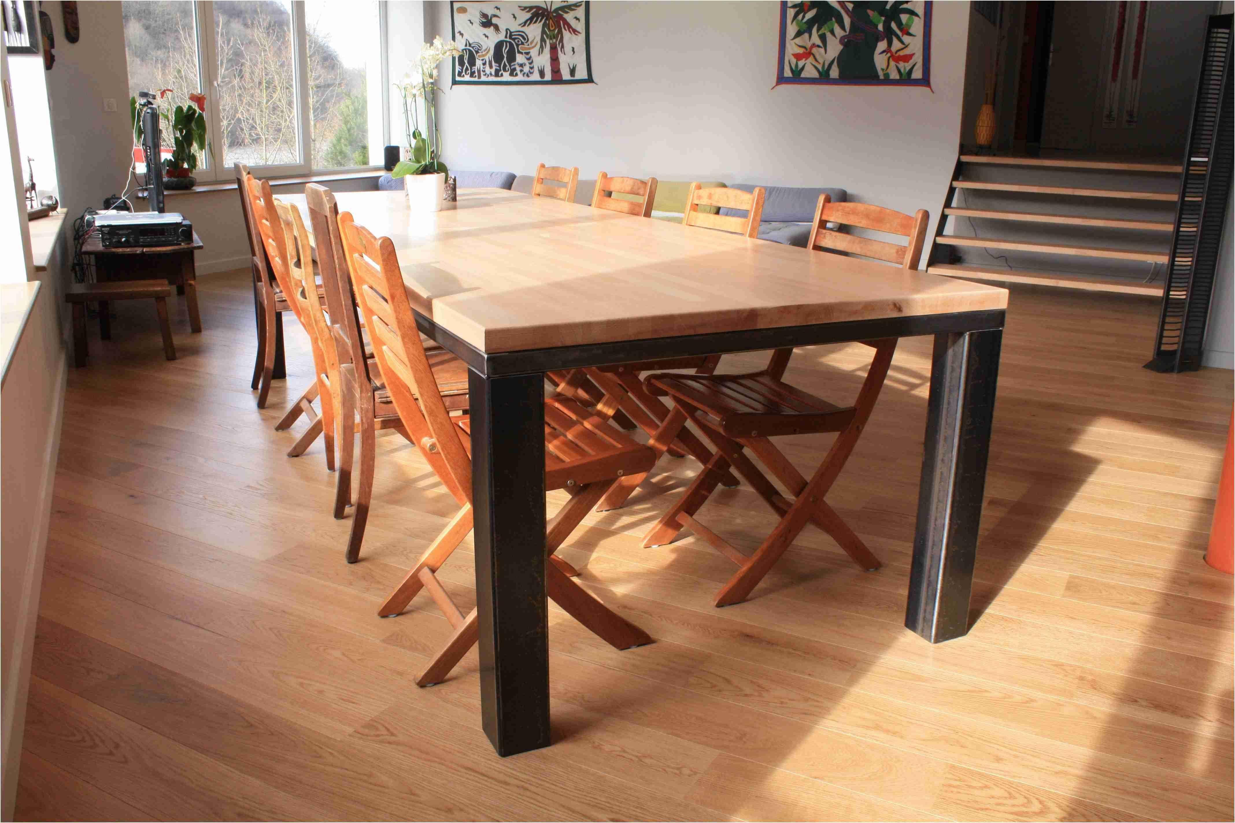 13 Terrific Table Bois Fer Forgé | Table Salle À Manger serapportantà Table Salle A Manger En Fer Forgé