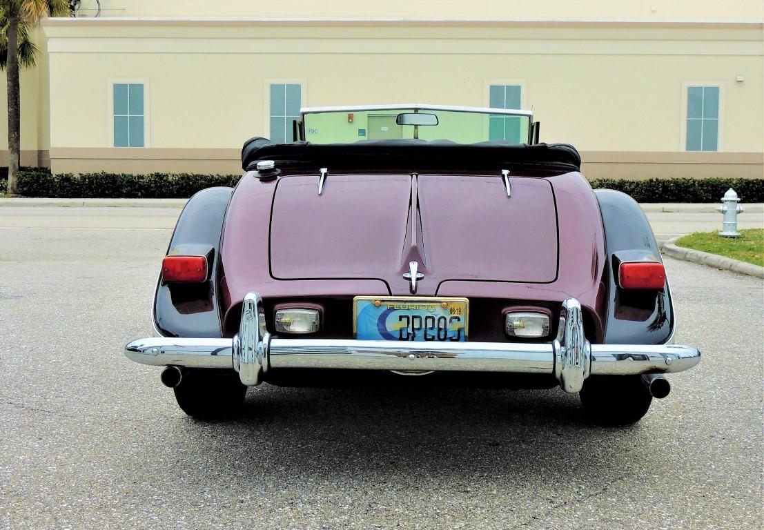 1989 Clac Mercedes Benz 500K Marlene Replica | Show Cars à Clacmap