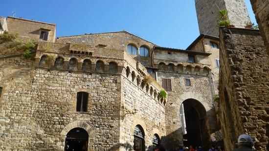 4 ) San Gimignano Dalle Belle Torri (Siena ) Il Nuovo tout Dalle Siena