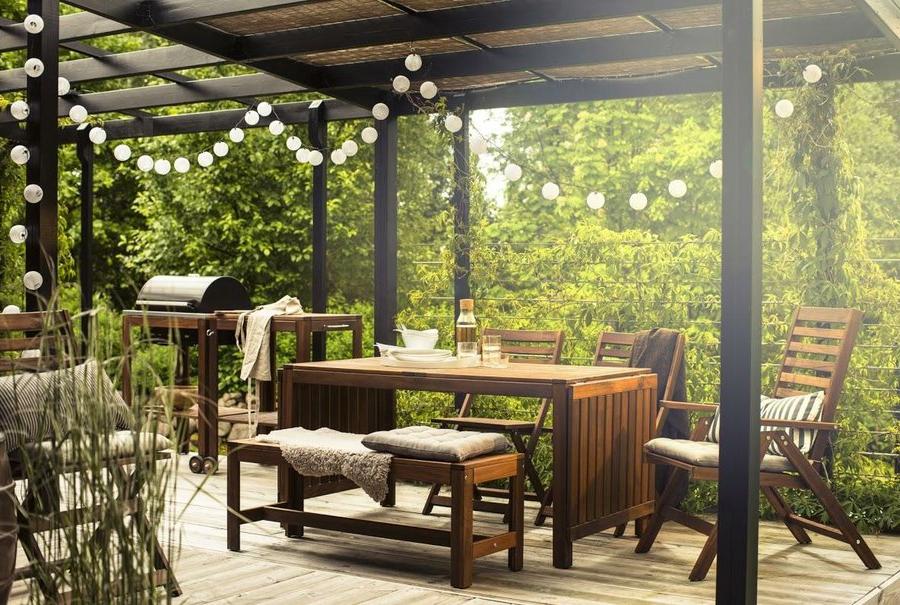 40 Idées De Salon De Jardin Ikea - Jardin, Jardin Et dedans Salon De Jardin Ikea