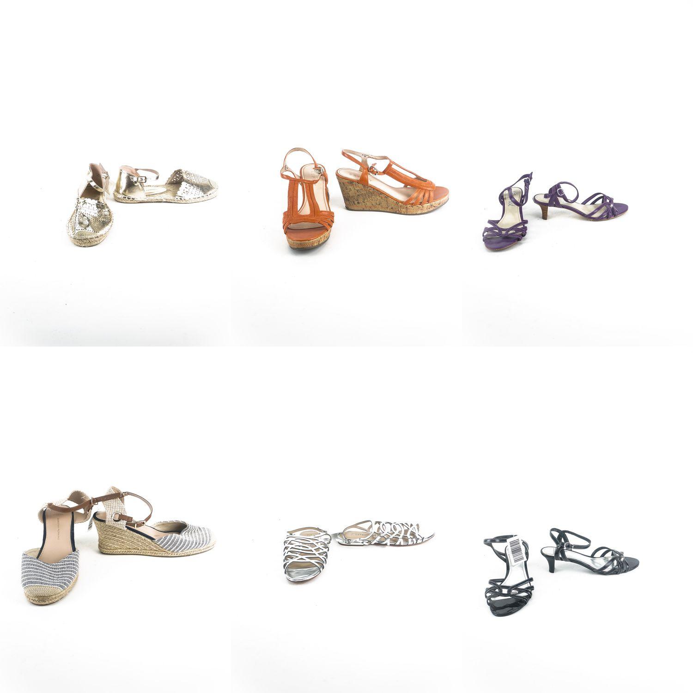 40X Shoes By Dorothy Perkins, Esprit, Gabor, H&m, Kiomi tout L'esprit Vagabond