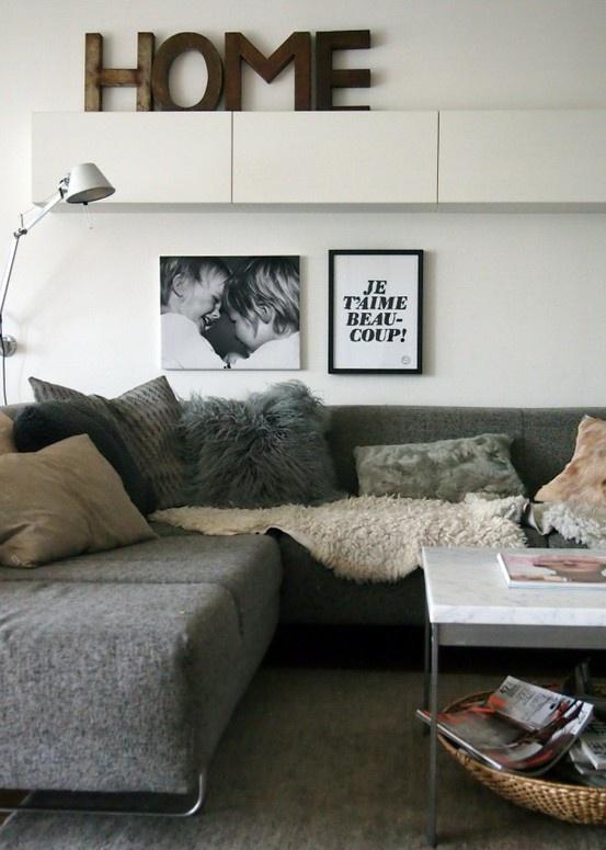5 Idées Pour Décorer Son Salon     Cocon - Déco & Vie Nomade avec Idees De Salon