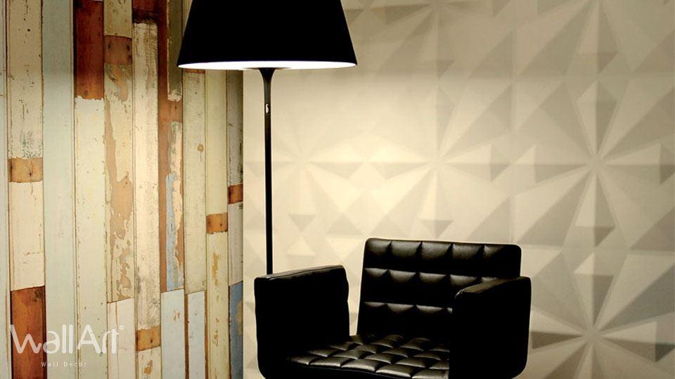 6 Nouveaux Designs De Revêtement Mural 3D Wallartpanneaux tout Revetement Mural 3D Castorama