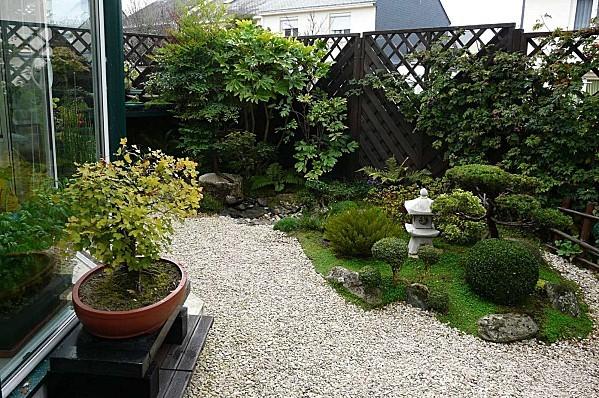7 Idées D'aménagements Pour Petits Jardins | Jardinier Conseil serapportantà Modele Jardin Japonais