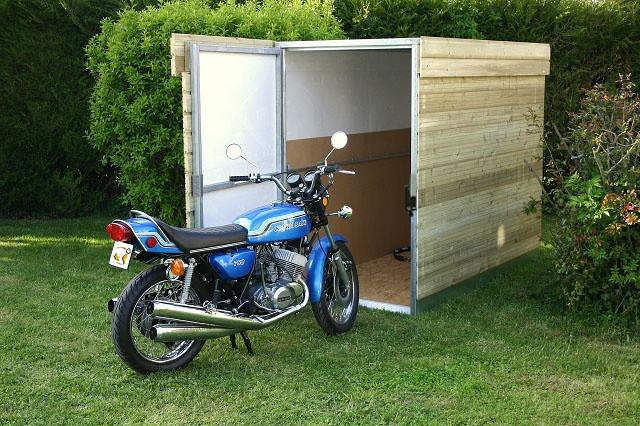 77 Modèle Abri Moto Bois dedans Abris Moto Bois