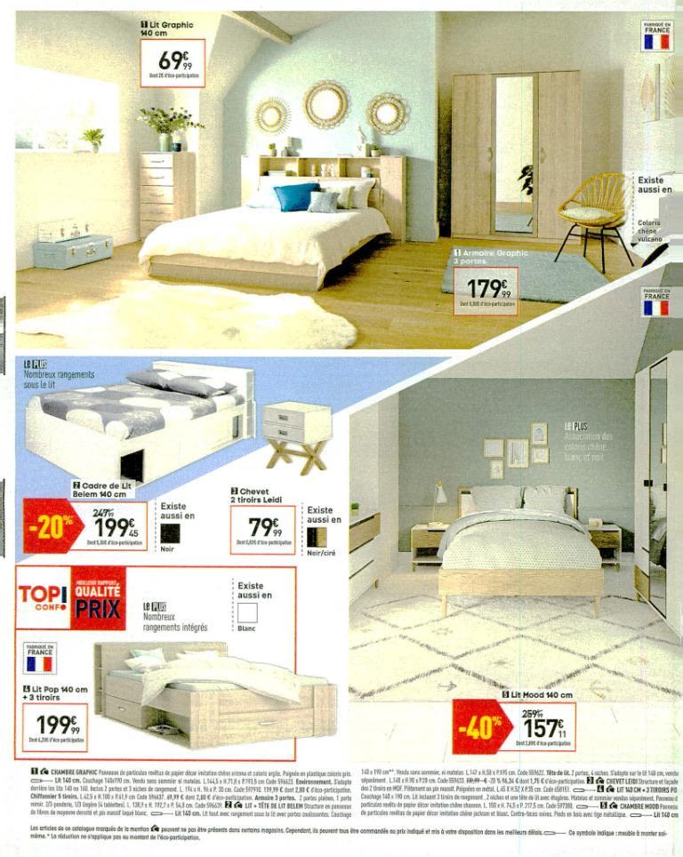 93 Modèle Prix Monsieur Meuble Catalogue dedans Monsieur Meuble Catalogue