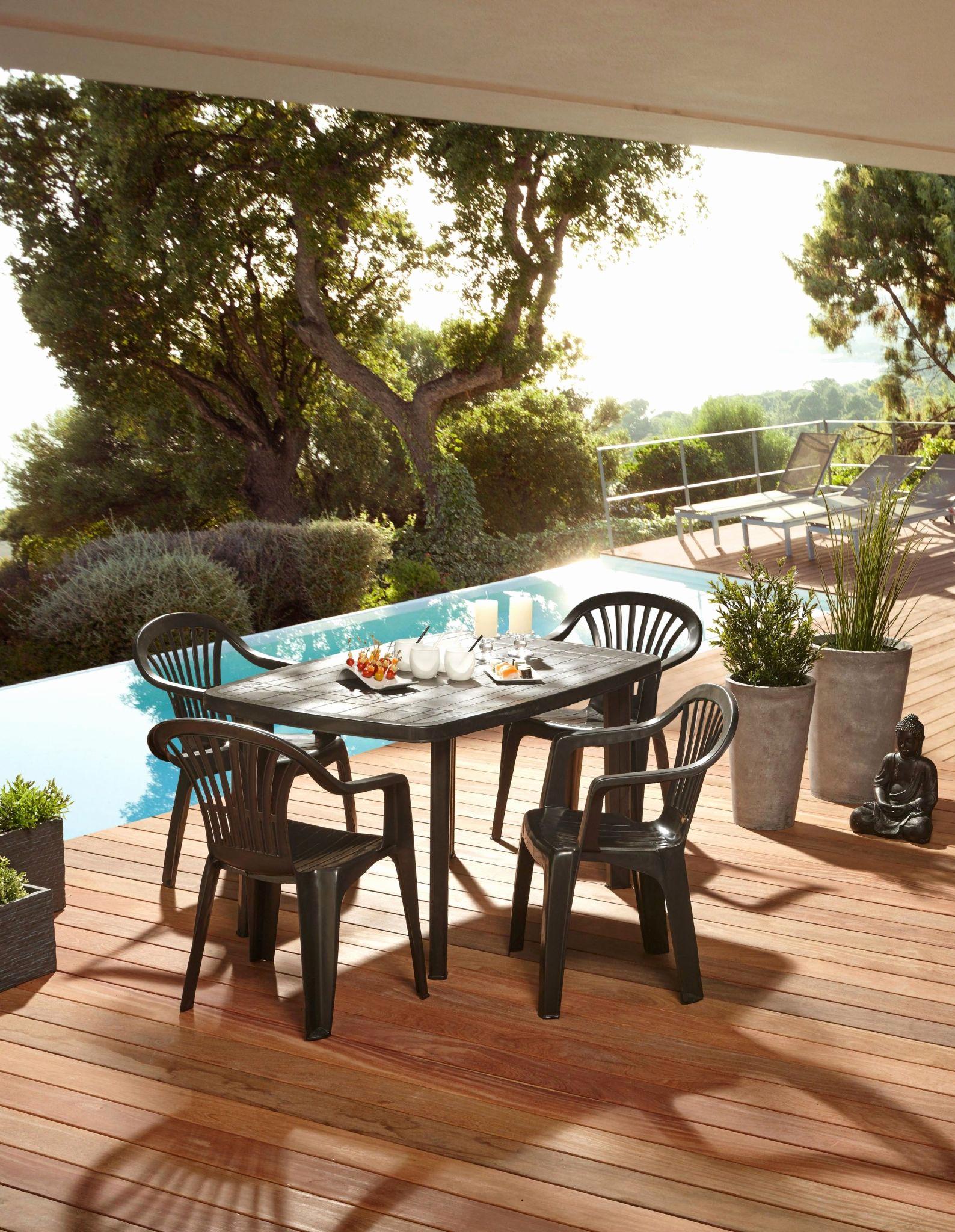 96 Unique Super U Table De Jardin | Salon Jardin destiné Table De Jardin Intermarché