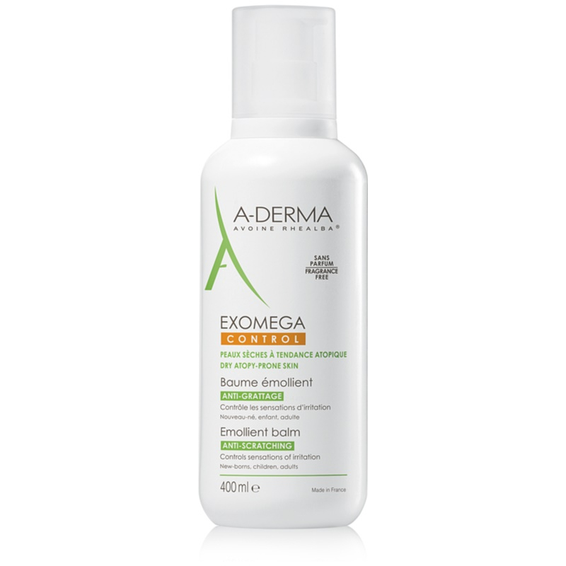 A-Derma Exomega, Emollient Body Balm For Very Dry dedans A Derma Exomega