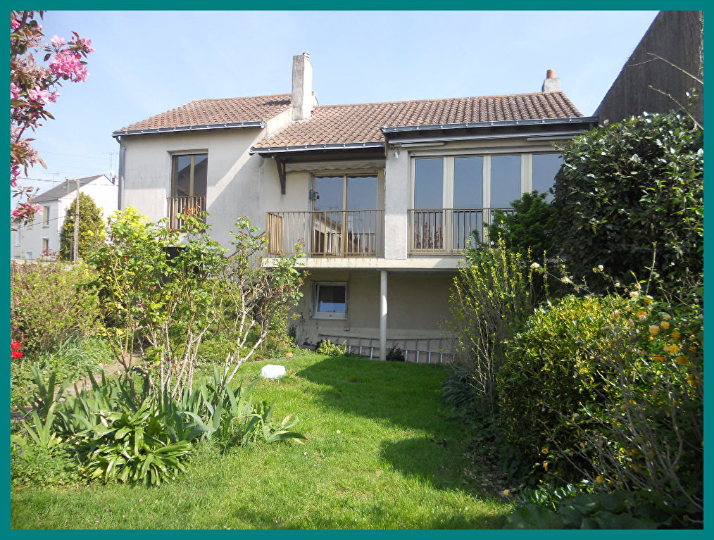 A Louer Maison Cholet 120 M² | L'Adresse Côté Cholet pour Chambre Des Métiers Cholet