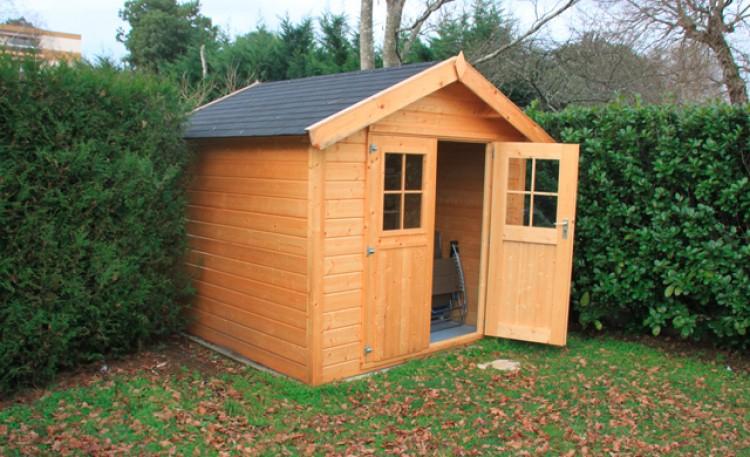 Abri De Jardin 5M2 Autorisation - Châlet, Maison Et Cabane destiné Abri De Jardin 5M2 Pas Cher
