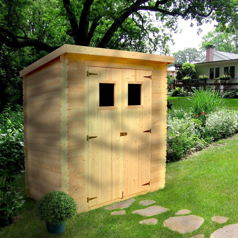 Abri De Jardin Bois 3,05 M2 : Trigano Store dedans Abri De Jardin Bois 10M2
