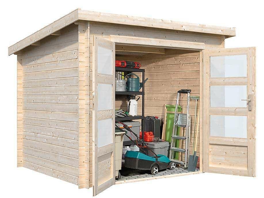 Abri De Jardin Bois 5M2 Brico Depot destiné Abri De Jardin En Bois 5M2
