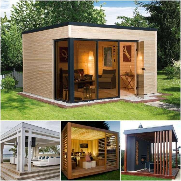 Abri De Jardin Bois En 50+ Idées Personnalisées Qui tout Abri De Jardin Design