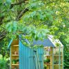 Abri De Jardin Bois, Pvc, Toit Plat | Abri De Jardin Bois dedans Abri De Jardin Pvc Toit Plat