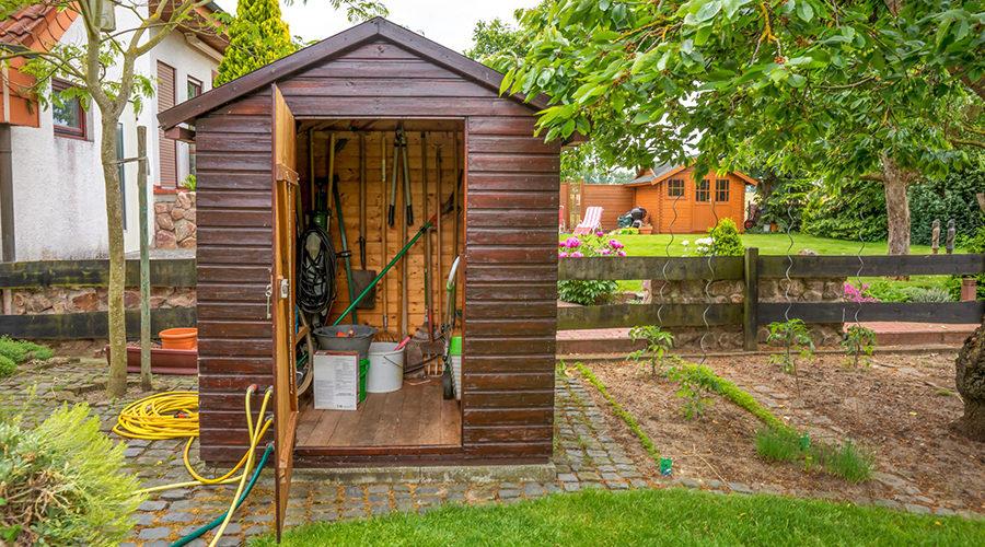 Abri De Jardin : Comment Faire Un Choix Adapté À Votre destiné Faire Un Abri De Jardin