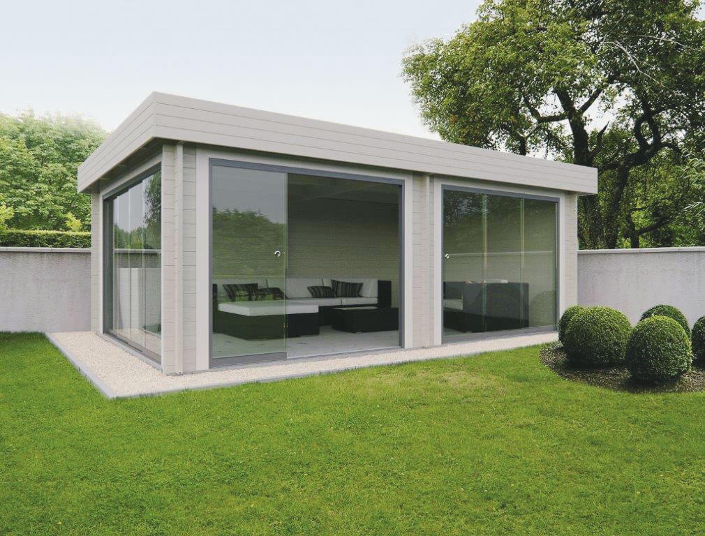 Abri De Jardin Contemporain Design - Idées De Jardin serapportantà Abri De Jardin Contemporain