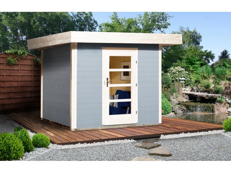 Abri De Jardin Design De 5,6 M2, Anthracite, Taille 1 destiné Abri De Jardin Design