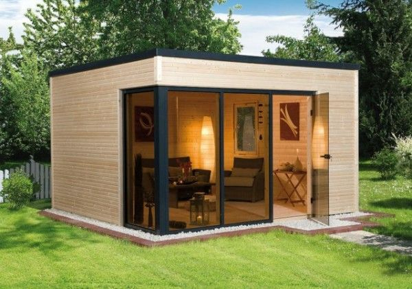 Abri De Jardin En Bois | Abris De Jardin Design, Abri De dedans Abri De Jardin Moderne Design