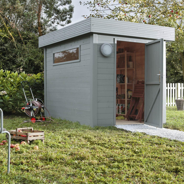 Abri De Jardin En Bois Nivala Naterial - Abri De Jardin serapportantà Abri Jardin Leroy Merlin