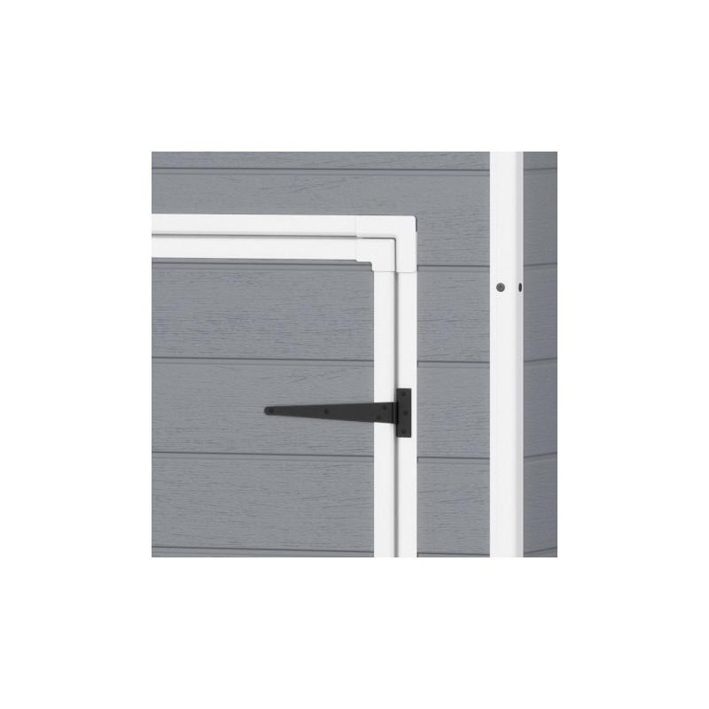 Abri De Jardin En Résine 2,06M² Monopente + Plancher Keter pour Abri De Jardin Monopente