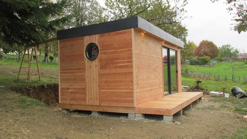 Abri De Jardin Habitable Sans Permis De Construire encequiconcerne Abri De Jardin Habitable