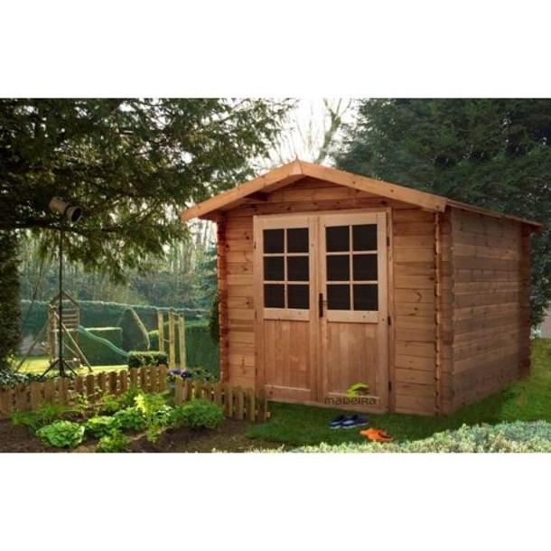 Abri De Jardin Monopente Adossable - Tout Le Matériel Pour intérieur Abri De Jardin Monopente