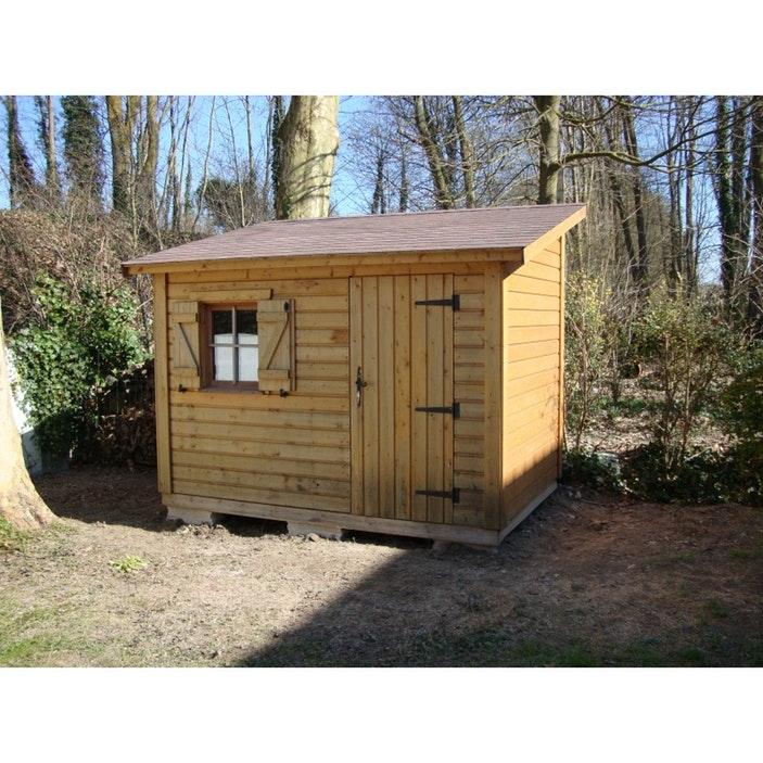 Abri De Jardin Occasion Le Bon Coin - Châlet, Maison Et Cabane avec Abris De Jardin Occasion
