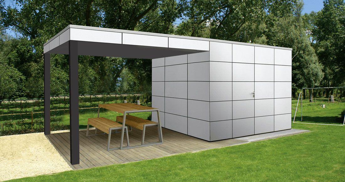 Abri De Jardin Panama - Brin De Jardins intérieur Abri De Jardin En Composite