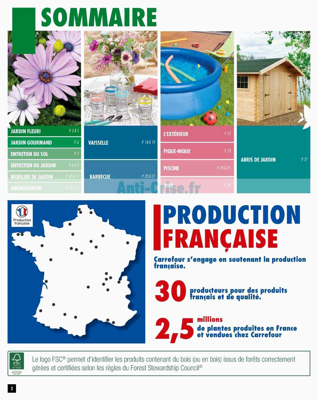 Abri De Jardin Promotion Carrefour Idées Catalogue Carrefour intérieur Abri De Jardin Carrefour