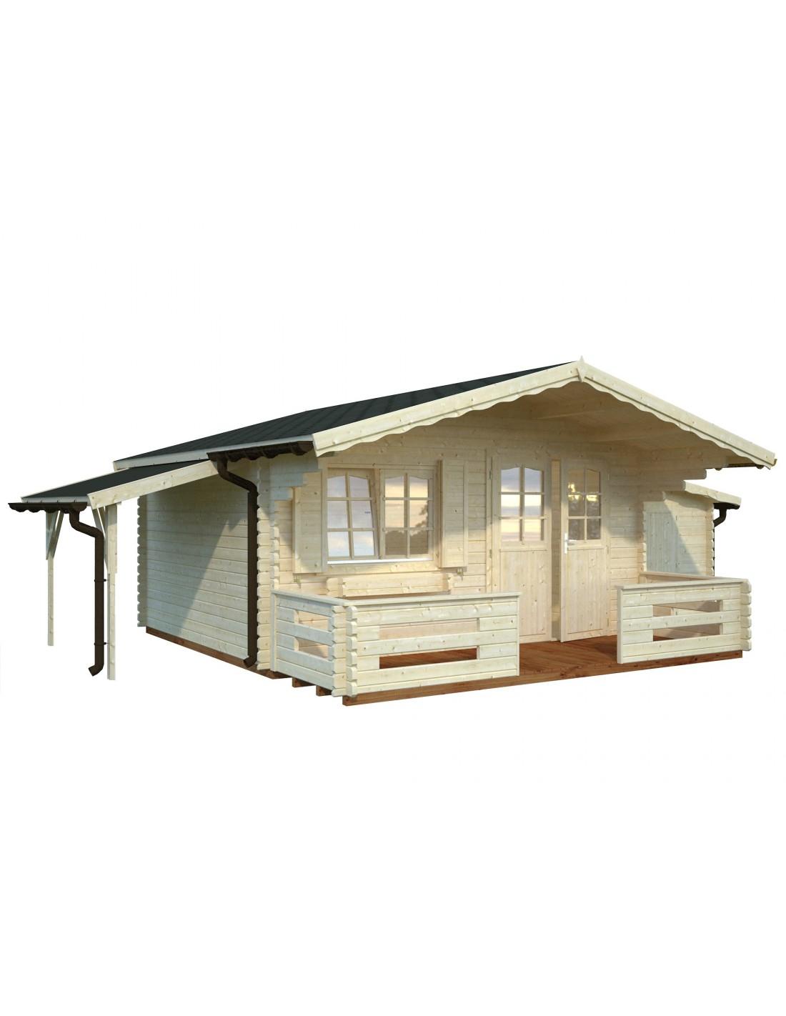 Abri De Jardin Sally 16.2 M² Avec Plancher - Serres-Et-Abris avec Abri De Jardin Avec Plancher
