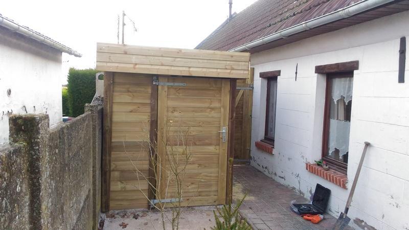 Abri De Jardin Sur Mesure Valenciennes - Style & Bois À dedans Abris De Jardin Sur Mesure