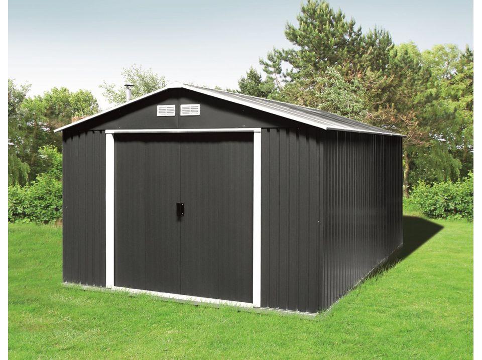 Abri De Jardin Tole Brico Depot avec Abri De Jardin En Tole