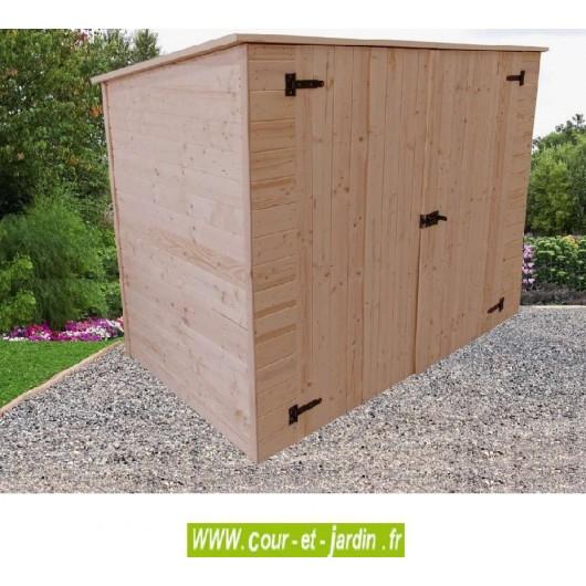 Abri De Jardin - Vélos Avec Plancher - Abris Et Rangements destiné Abri De Jardin Avec Plancher