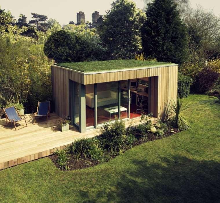 Abri De Jardin : Votre Petite Maison De Charme à Abri De Jardin Moderne Design