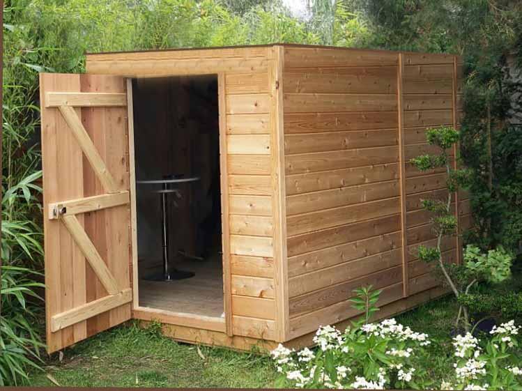 Abri Jardin Bois 5M2 | Mon Blog Jardinage concernant Abri De Jardin 5M2 Pas Cher