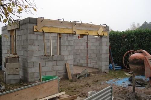 Abri Jardin En Dur Fondation Pour Abri De Jardin En concernant Abri De Jardin En Dur