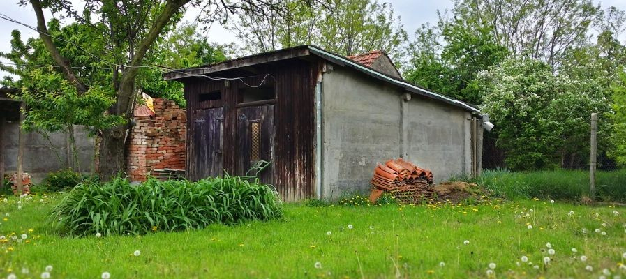 Abri Jardin En Dur Idees De Dcoration pour Abri De Jardin En Dur