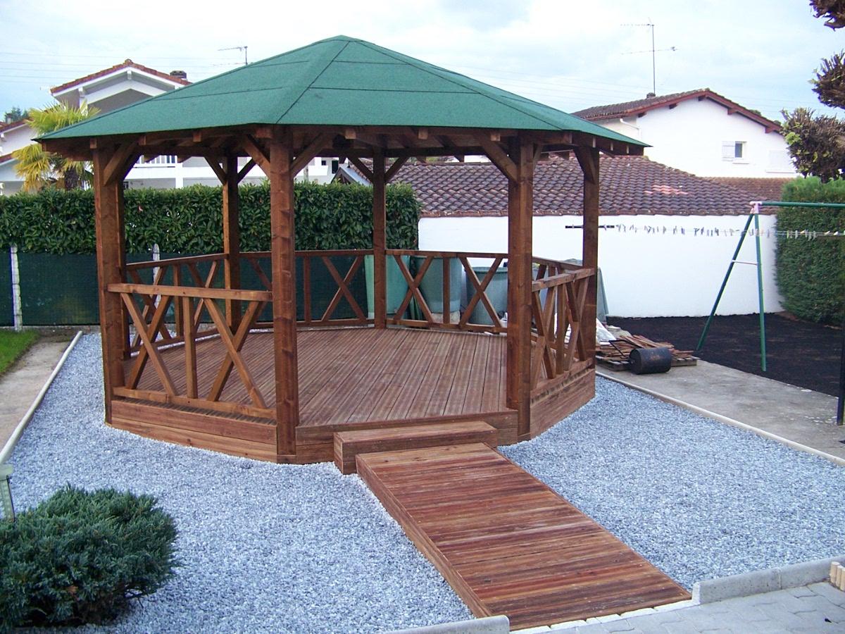 Abri Jardin Sur Mesure - Pergola Personnalisée - Kitabris.fr concernant Abris De Jardin Sur Mesure