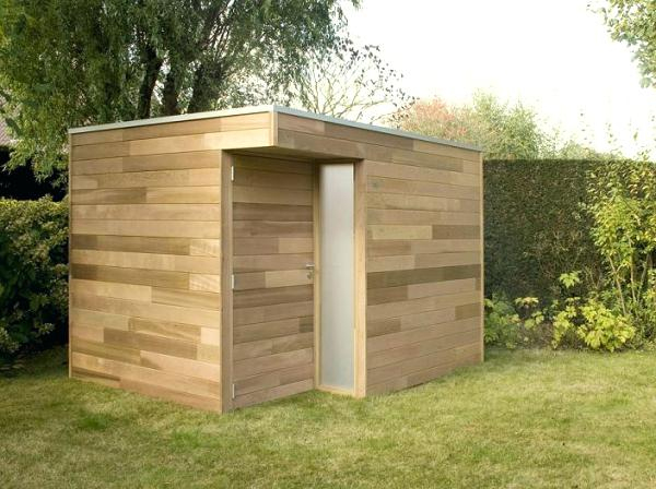Abris De Jardin Belge - Tout Le Matériel Pour Son Jardin dedans Abri De Jardin Toit Plat Belgique