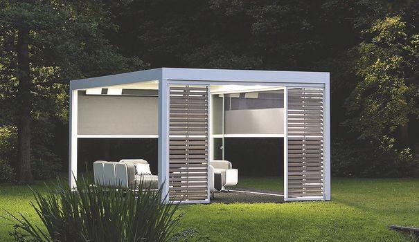 Abris De Jardin Design En Bois Ou Métal - Côté Maison dedans Abri De Jardin Design