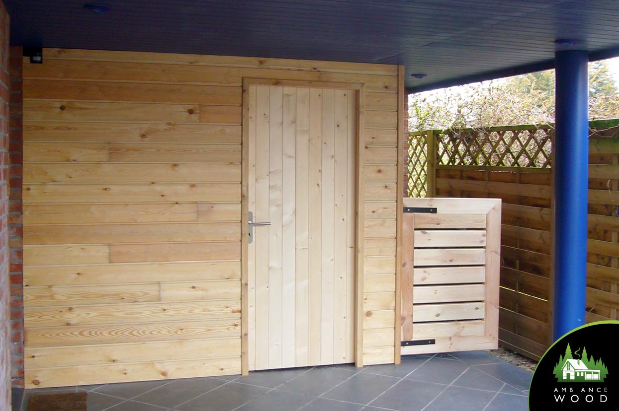 Abris De Jardin Sur Mesure – Ambiance Wood dedans Abris De Jardin Sur Mesure