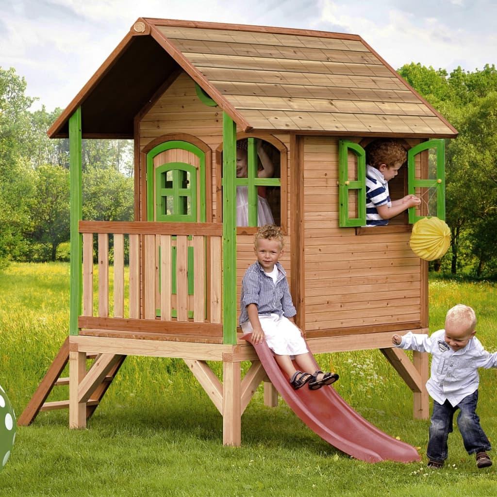 Acheter Maison De Jeu Tom En Bois Pour Enfants Axi Pas tout Maison De Jardin Enfant
