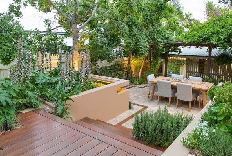 Aménagement Petit Jardin En 55 Photos Fascinantes! avec Exemple D Aménagement De Jardin