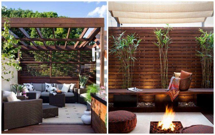 Aménager Son Jardin Et Terrasse – 52 Idées Pour Votre serapportantà Aménager Un Coin Spa Dans Le Jardin