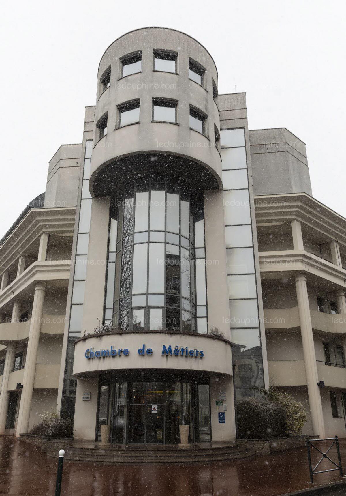 Annecy   Haute-Savoie: Le Président De La Chambre De avec Chambre Des Metiers Bastia