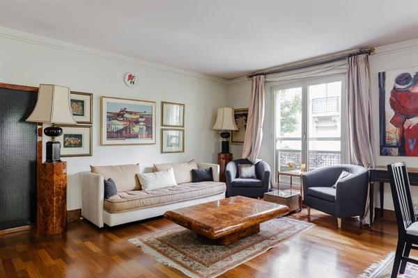 Appartement De Prestige De 3 Chambres Doubles Avec encequiconcerne Location Appartement Luxe Paris Courte Durée