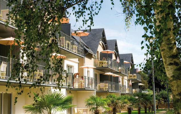 Appartement Les Jardins D'Arvor (Bno400) Te Huur In Le avec Les Jardins D Arvor Benodet