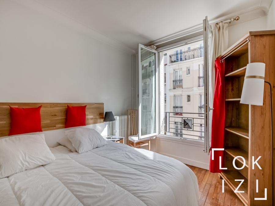 Appartement Meublé 2 Pièces 42M² À Paris Par Lokizi à Sci Familiale Location Meublée